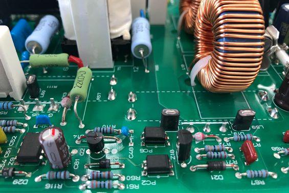 産業機器向け回路基板組立